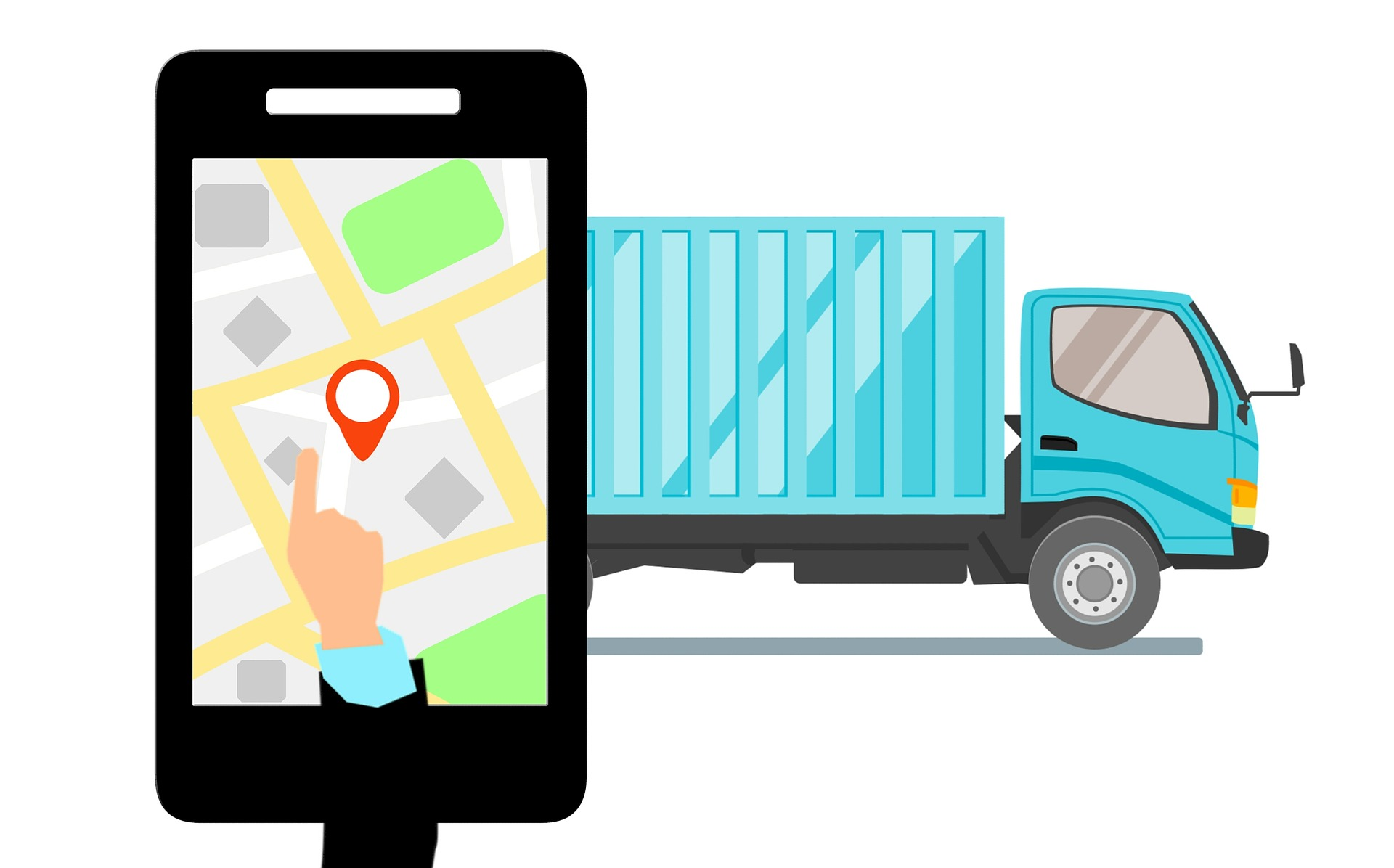 The Many Benefits of GPS Tracking