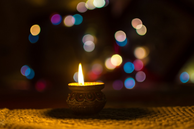 Happy Diwali Toronto! From R Courier with Love