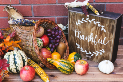 R Courier Says 'Thank You' This Thanksgiving Season