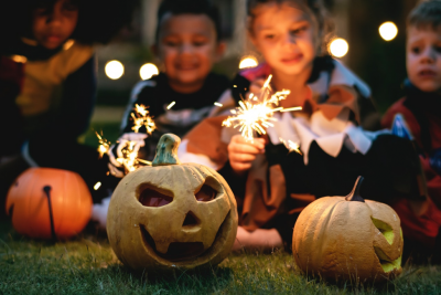 Wishing You a Safe and Happy Halloween!