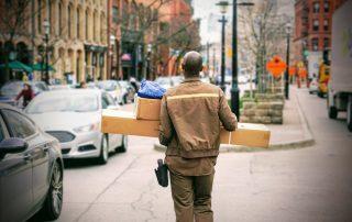 R Courier Services